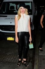 PEYTON LIST at Flaunt Magazine Distress Issue Launch in New York