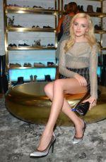PEYTON LIST at Piperlime cCelebrates New York Fashion Week