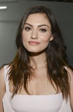 PHOEBE TONKIN at Dion Lee Fashion Show in New York