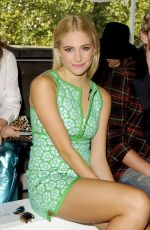 PIXIE LOTT at Issa Fashion Show in London