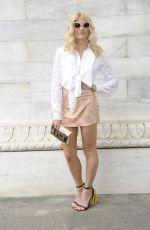 PIXIE LOTT at Just Cavalli Fashion Show in Milan