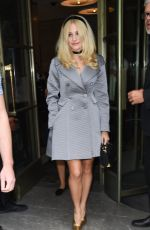 PIXIE LOTT LEaves Temperley Fashion Show in London