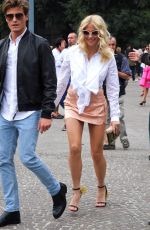 PIXIE LOTT Out and About in Milan