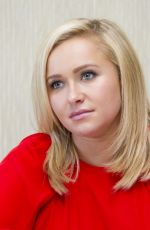 PREGNANT HAYDEN PANETTIERE at Nashville Photocall in Los Angeles