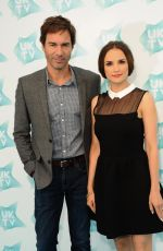 RACHAEL LEIGH COOK at UKTV Live Launch in London