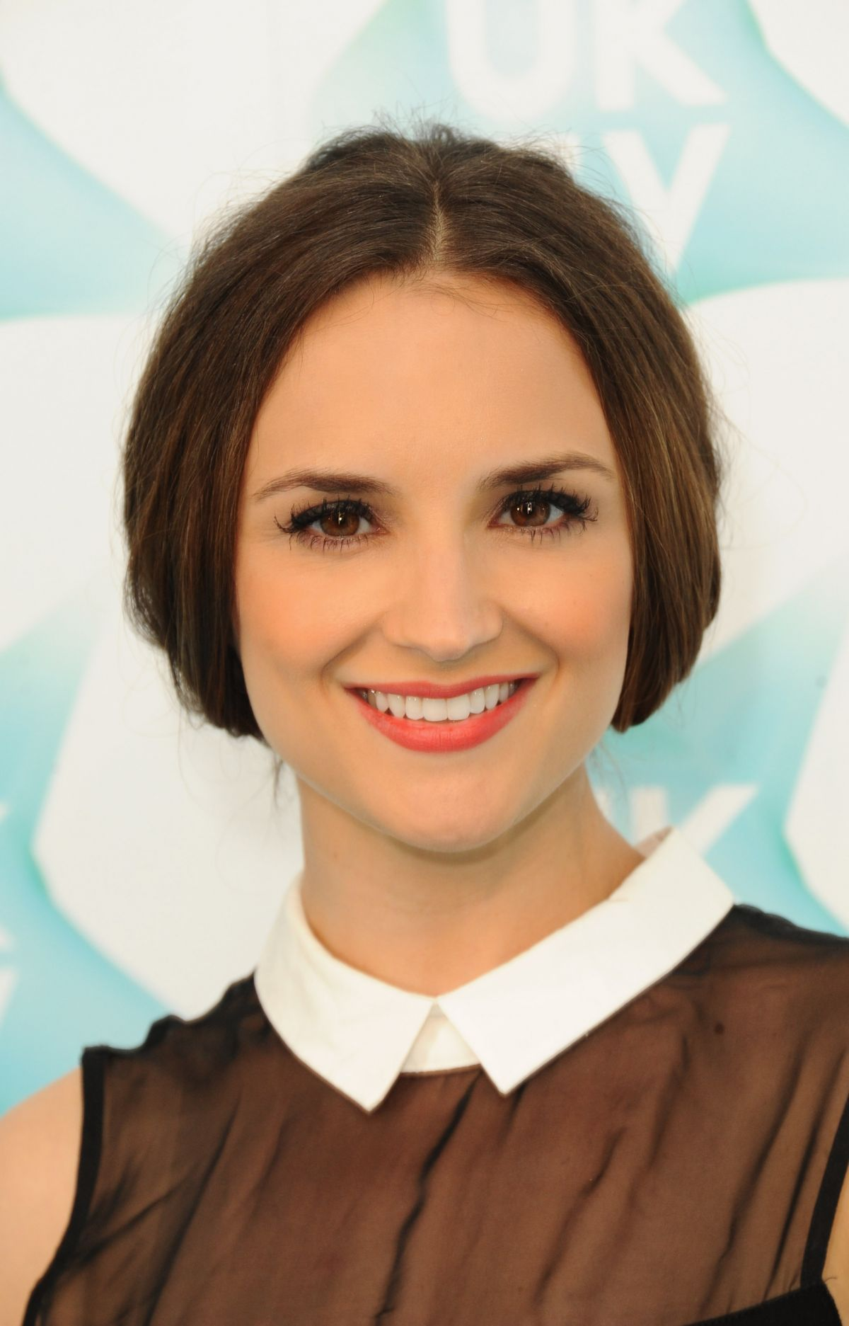 RACHAEL LEIGH COOK at UKTV Live Launch