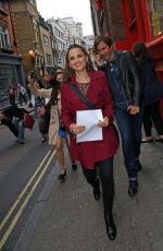 RACHAEL LEIGH COOK Out and About in New York 0509
