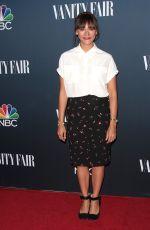 RASHIDA JONES at NBC and Vanity Fair 2014/2015 TV Season Party in West Hollywood