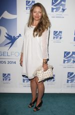 REBECCA GAYHEART at Angel Awards 2014 in Los Angeles