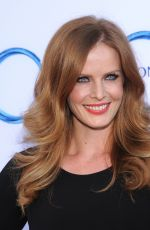 REBECCA MADER at Once Upon A Time Season 4 Screening in Hollywood