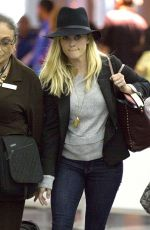 REESE WITHERSPOON at JFK Airport in New York 2309