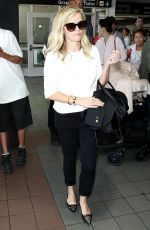 REESE WITHERSPOON at Los Angeles International Airport 0609