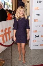 REESE WITHERSPOON at The Good Lie Premiere in Toronto