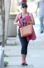 REESE WITHERSPOON in Tights Heading to Yoga Class in Los Angeles 2209