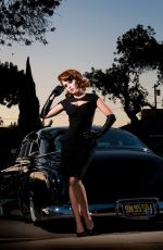RENEE OLSTEAD in Deadbeat Magazine, Issue #3