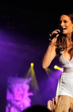 RICKI-LEE COULTER at Nickelodeon Slimefest 2014 Evening Show in Sydney