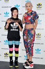 RITA ORA at Adidas Originals by Rita Ora Launch in Tokyo