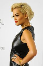 RITA ORA at Reveal Calvin Klein Fragrance Launch in New York