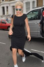 RITA ORA Out and About in London 0509