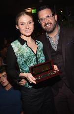 RITA VOLK at Faking It Season 2 Screening in West Hollywood