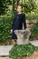 ROSAMUND PIKE at Gone Girl Photocall in Rome