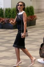 ROSARIO DAWSON Out and About in Toronto