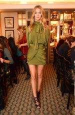 ROSIE HUNTINGTON-WHITELEY at matchesfashion.com Dinner for Tabitha Simmons in Paris