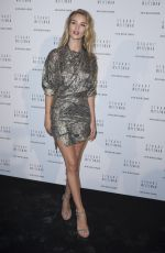 ROSIE HUNTINGTON-WHITELEY at Stuart Weitzman Cocktail Party in Paris
