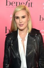 RUMER WILLIS at Benefit Cosmetics Kick-off National Wing Women Weekend in Los Angeles