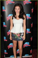 RYAN NEWMAN at Planet Hollywood in New York