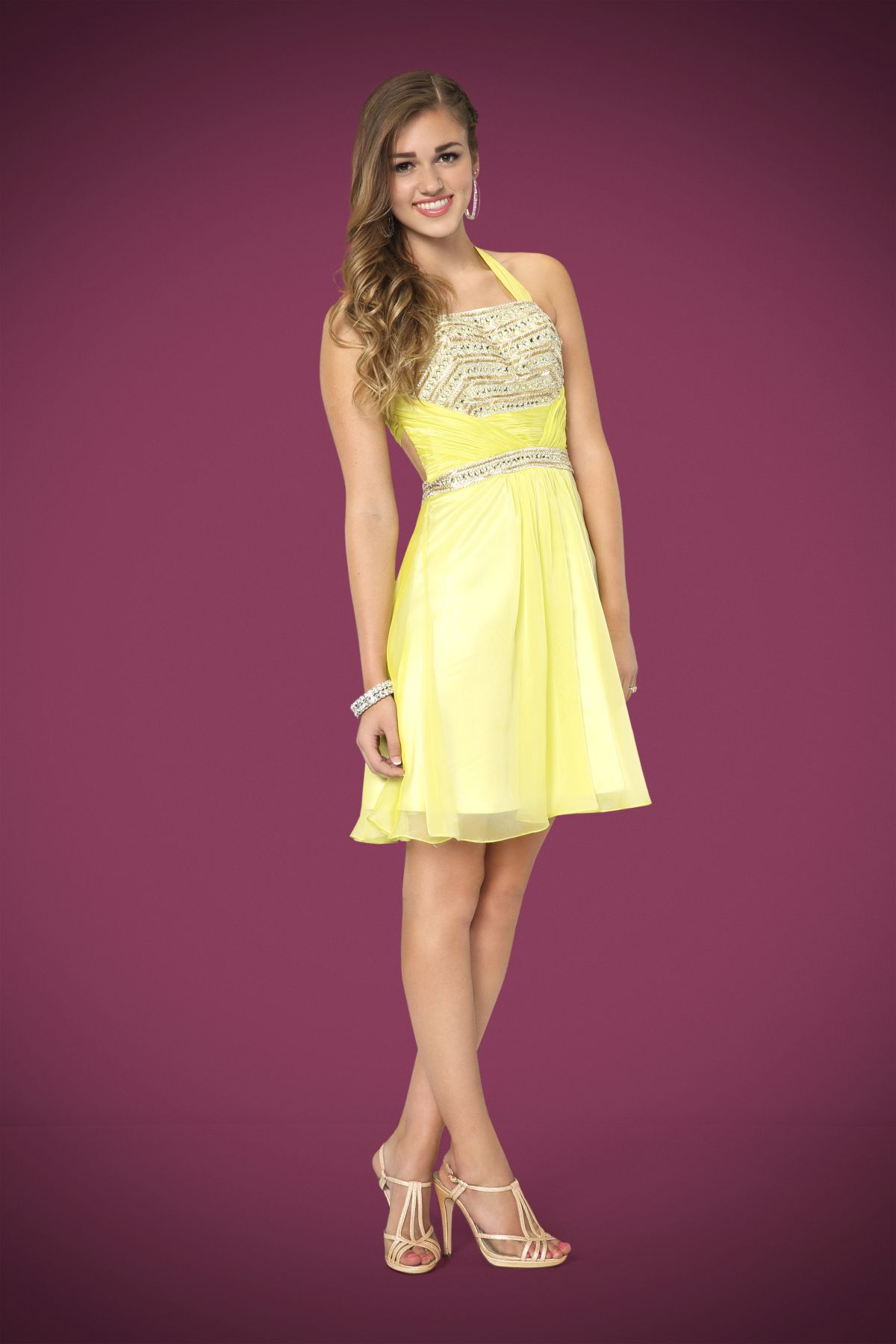 SADIE ROBERTOSN - Dancing With the Stars, Season 19 Promos