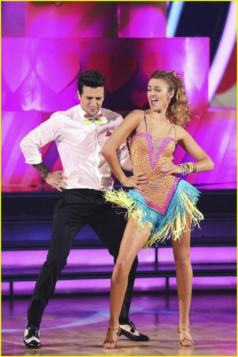 SADIE ROBERTSON - Dancing With the Stars