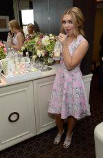 SAMMI HANRATTY at NYFW Fashion & Beauty Style Stop