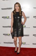 SARAH CHALKE at Transparent Premiere in Los Angeles