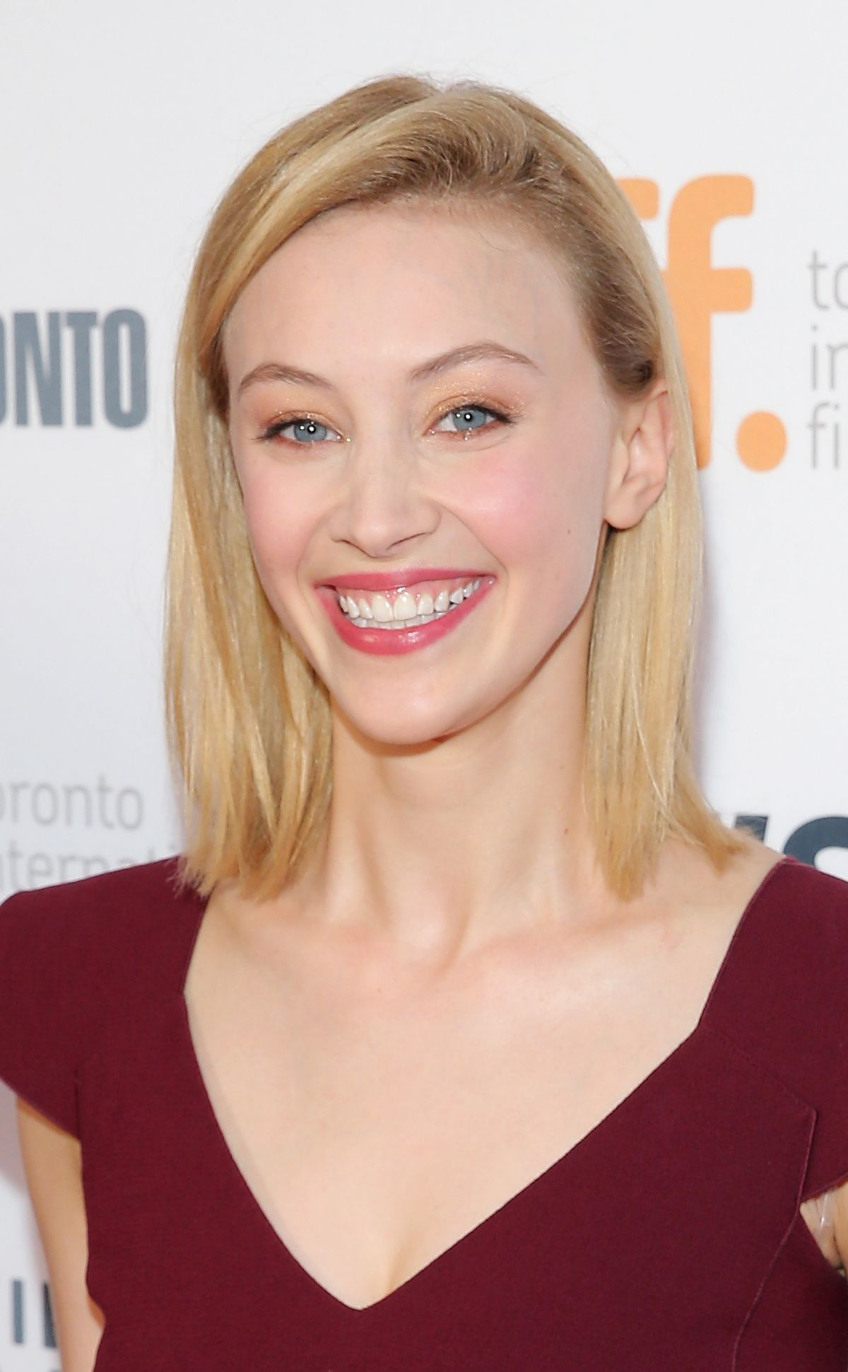 SARAH GADON at Toronto International Film Festival Gala