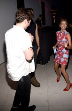 SARAH HYLAND at 2014 Teen Vogue Young Hollywood Party in Beverly Hills