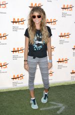 SARAH HYLAND at Beat MS Dance Walk in Pacific Palisades