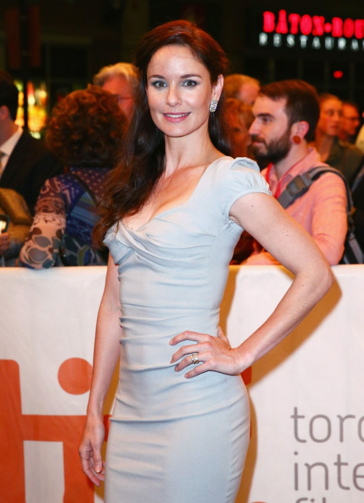 SARAH WAYNE CALLIES at The Keeping Room Premiere in Toronto