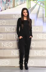 SELENA GOMEZ at 2014 Adidas Neo Fashion Show in New York