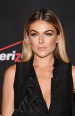 SERINDA SWAN at Fashion Rocks 2014 in New York