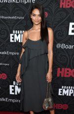 SHANINA SHAIK at Boardwalk Empire Season 5 Premiere in New York