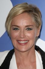 SHARON STONE at Angel Awards 2014 in Los Angeles