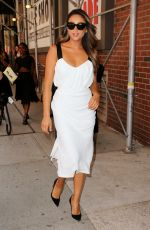 SHAY MITCHELL at Peter Som Fashion Show in New York