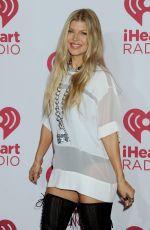 STACY FERGIE FERGUSON at 2014 Iheartradio Music Festival in Las Vegas
