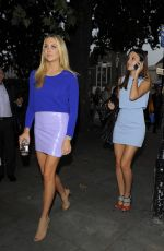 STEPHANIE PRATT at Very by Fearne Cotton Fashion Show in London