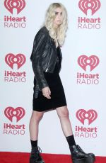 TAYLOR MOMSEN at 2014 Iheart Radio Music Festival in Las Vegas