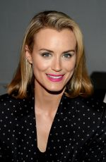 TAYLOR SCHILLING at Thakoon Fashion Show in New York