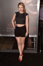 TAYLOR SPREITLER at Annabelle Svreening in Hollywood