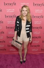TAYLOR SPREITLER at Benefit Cosmetics Kick-off National Wing Women Weekend in Los Angeles