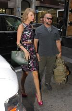 TAYLOR SWIFT Leaves Her Apartment in New York 1509